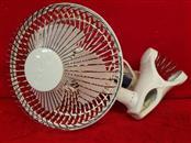 Air King 9145 6-Inch 2-Speed Clip-On Fan